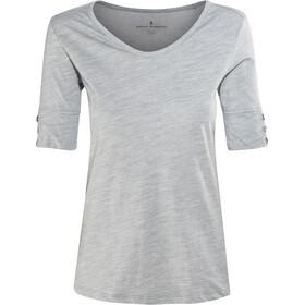 Royal Robbins Merinolux t-shirt Dames grijs